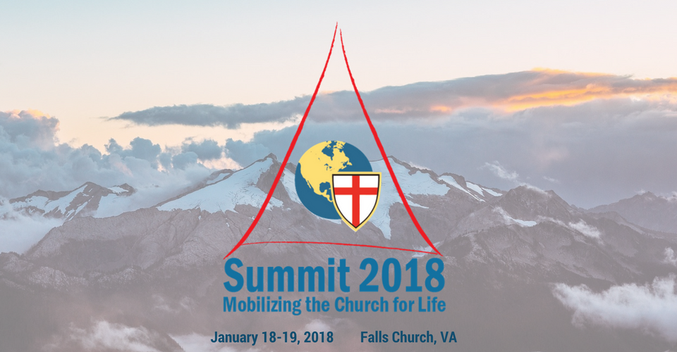 Summit 2018 Mobilizing the Church for Life