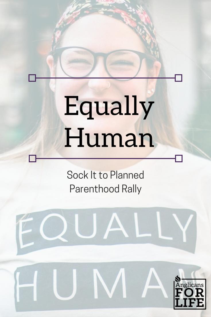 Planned Parenthood Sock It Rally Blog Post Oct 2017