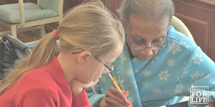 Take Action - Visiting Nursing Homes - Anglicans For Life