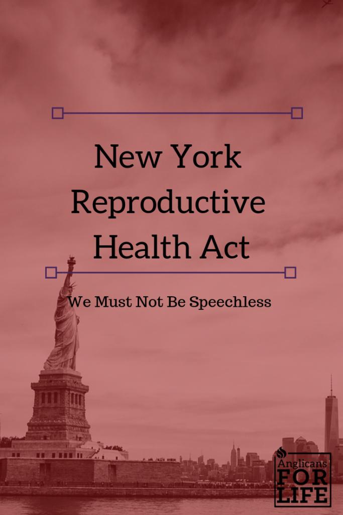 New York abortion law blog