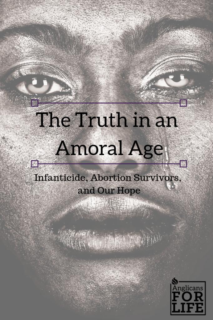 amoral infanticide blog post