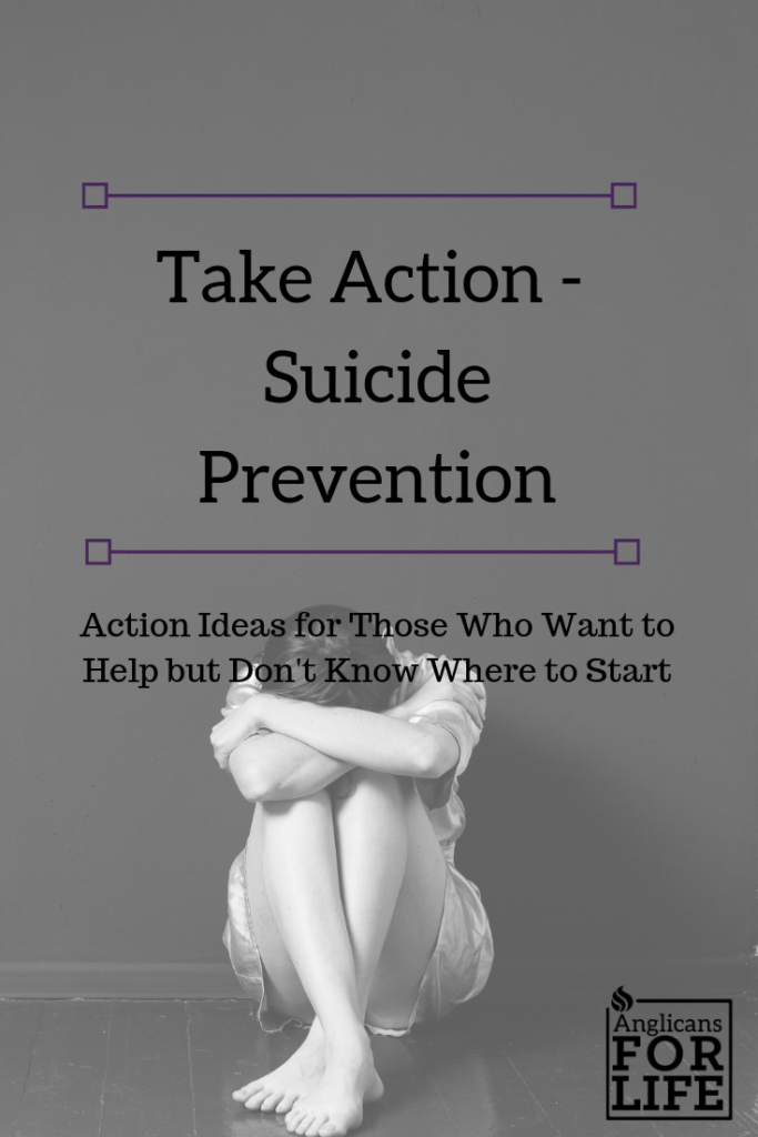 take action suicide prevention