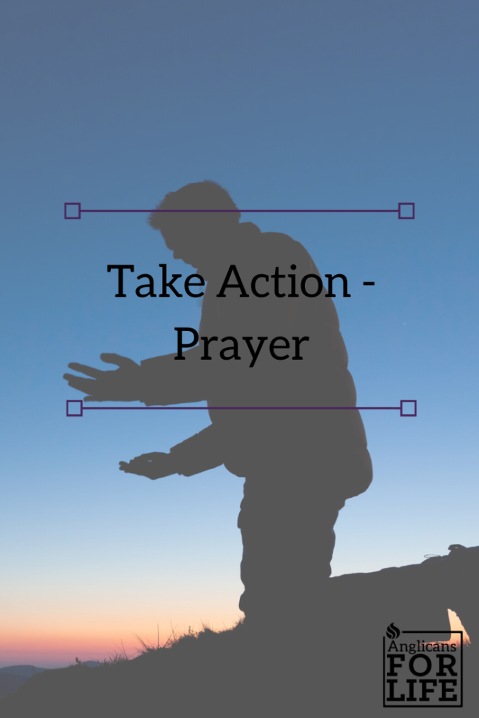 take action prayer january 2020